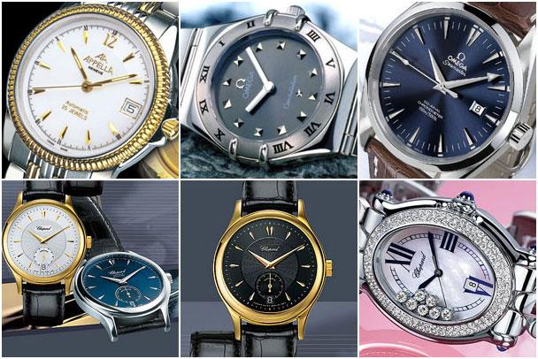 Всемирный заговор часовщиков!